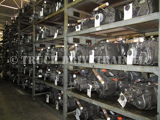 Quality Rebuilt Rockwell Transmissions Discount Priced.