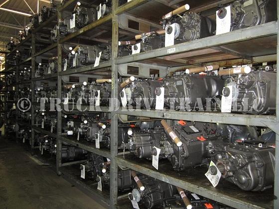 Quality Rebuilt Meritor Transmissions abd Parts.