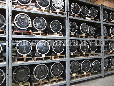 Wholesale Rebuilt Allison Transmissions Delivered Worldwide.