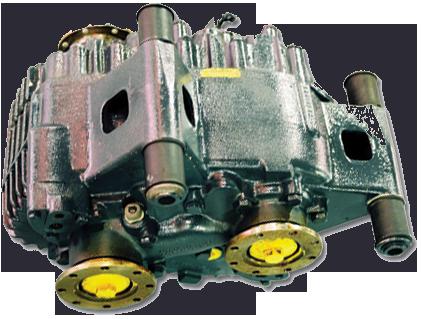 Rebuilt ZF VG-500-Transfer-Case.