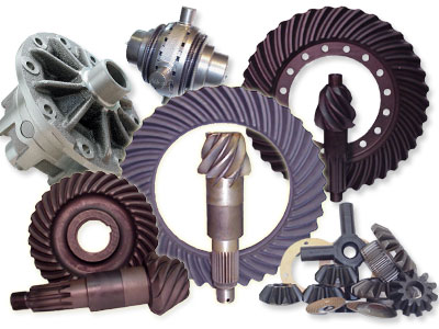 Rockwell Truck Differential Parts.