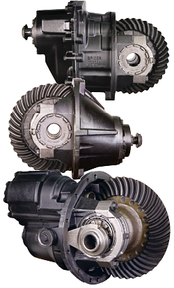 New Rockwell Differentials.